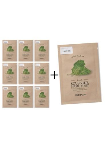 Skinfood Kale Sous Vide 10 lu Avantaj Paketi Renksiz